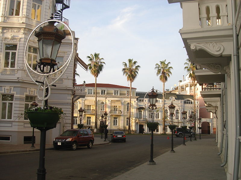 Batumi , Republic of Georgia
